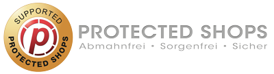 Protected shops logo