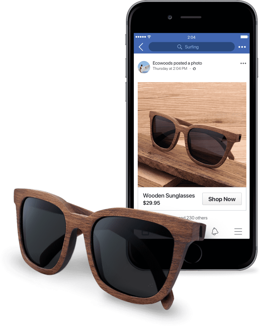 Sell more with Facebook advertising