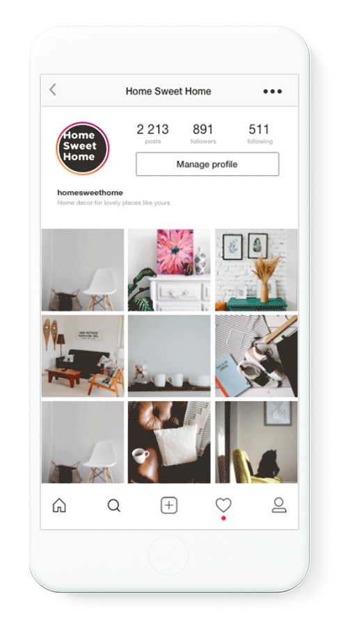 Start selling on Instagram with an Instagram shop on Ecwid