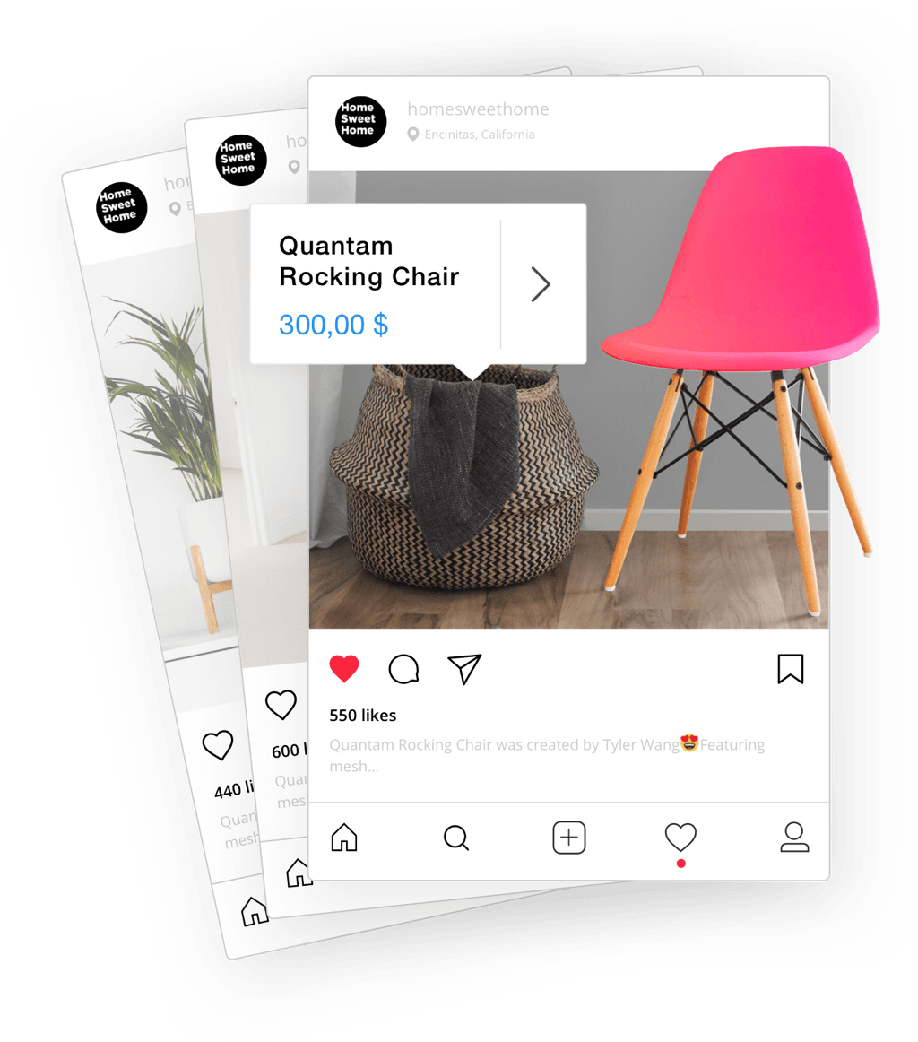 Shoppable Instagram Posts are just a few clicks away
