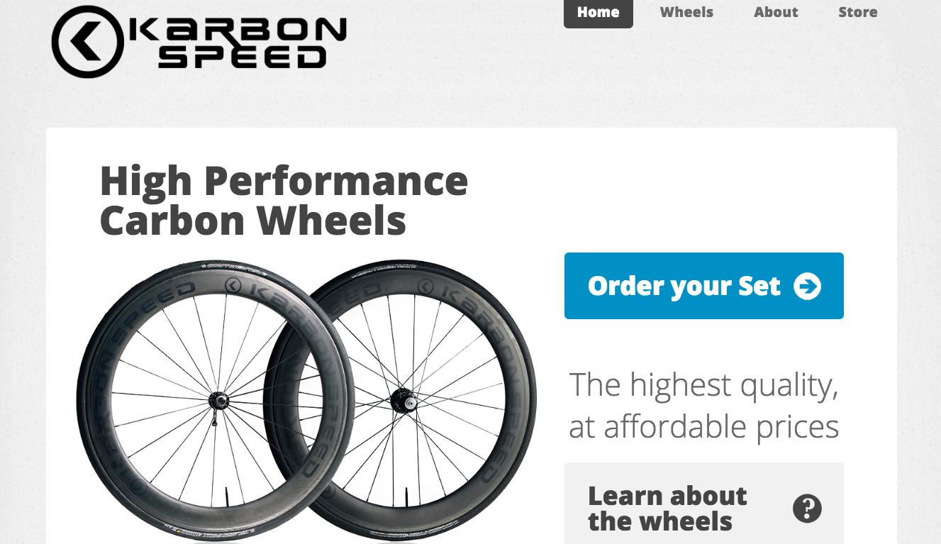 Karbon Speed