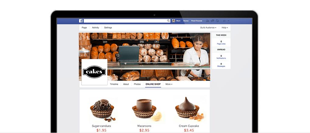 Facebook toko