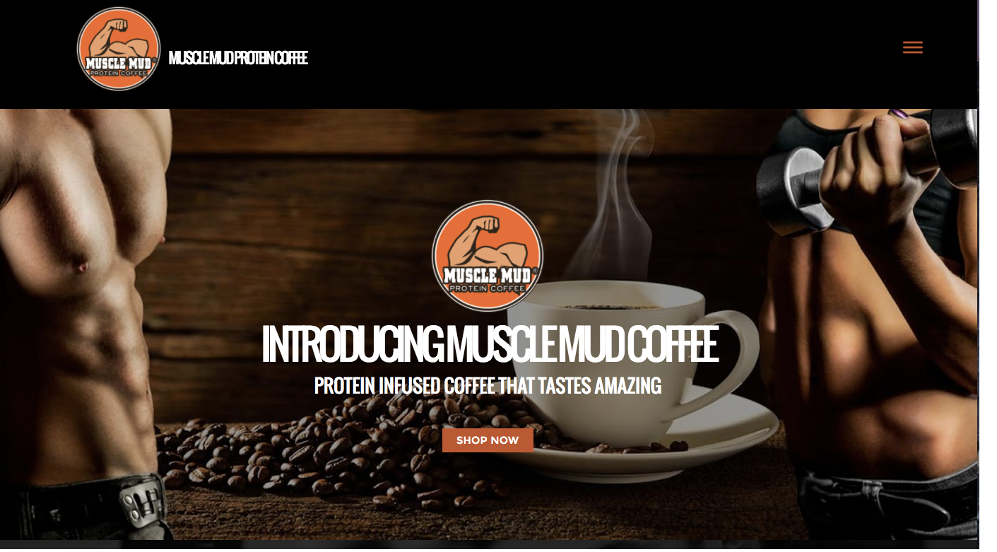 Muscle Mud Coffee