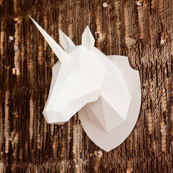 polygonal paper