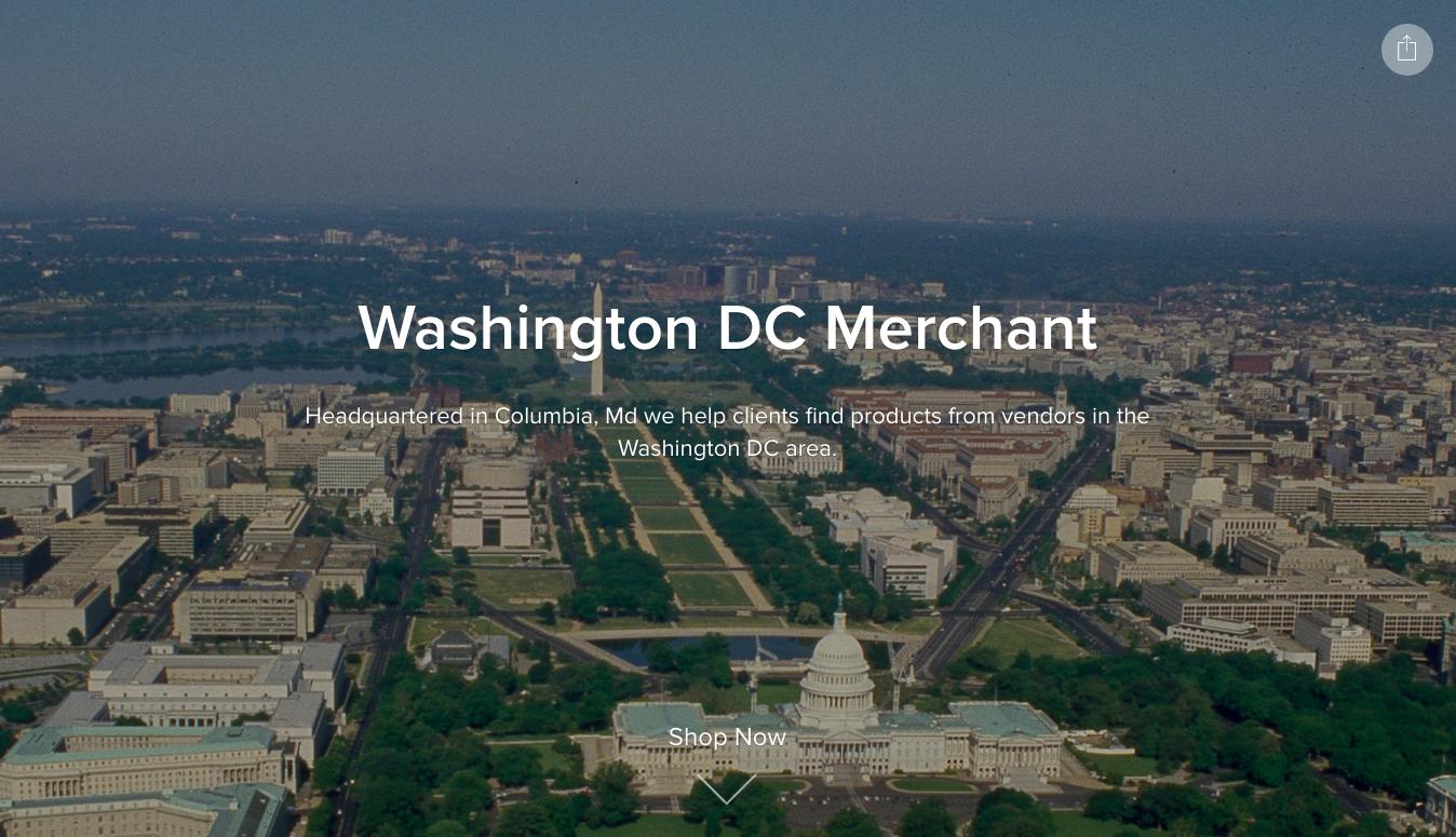Washington DC Merchant