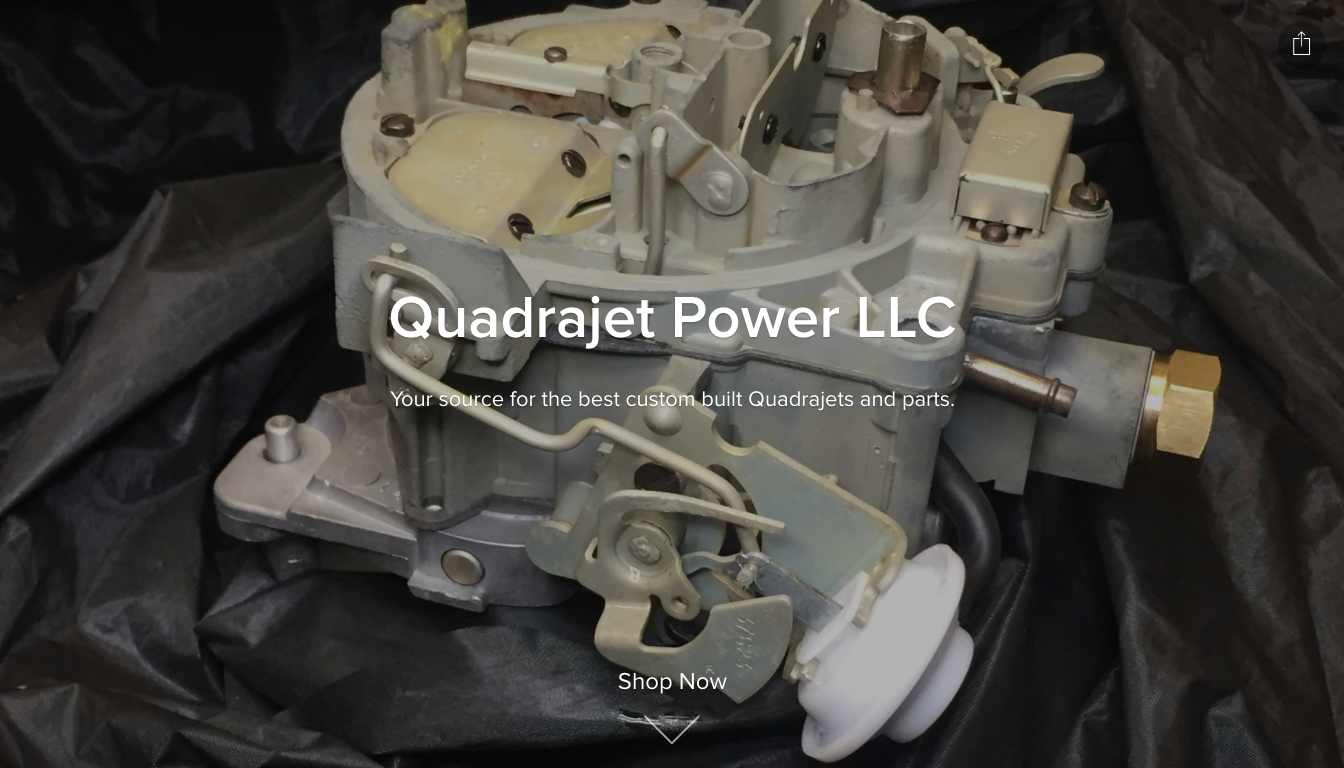 Quadrajet Power
