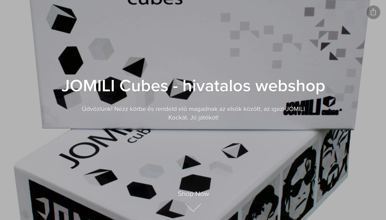 JOMILI Cubes