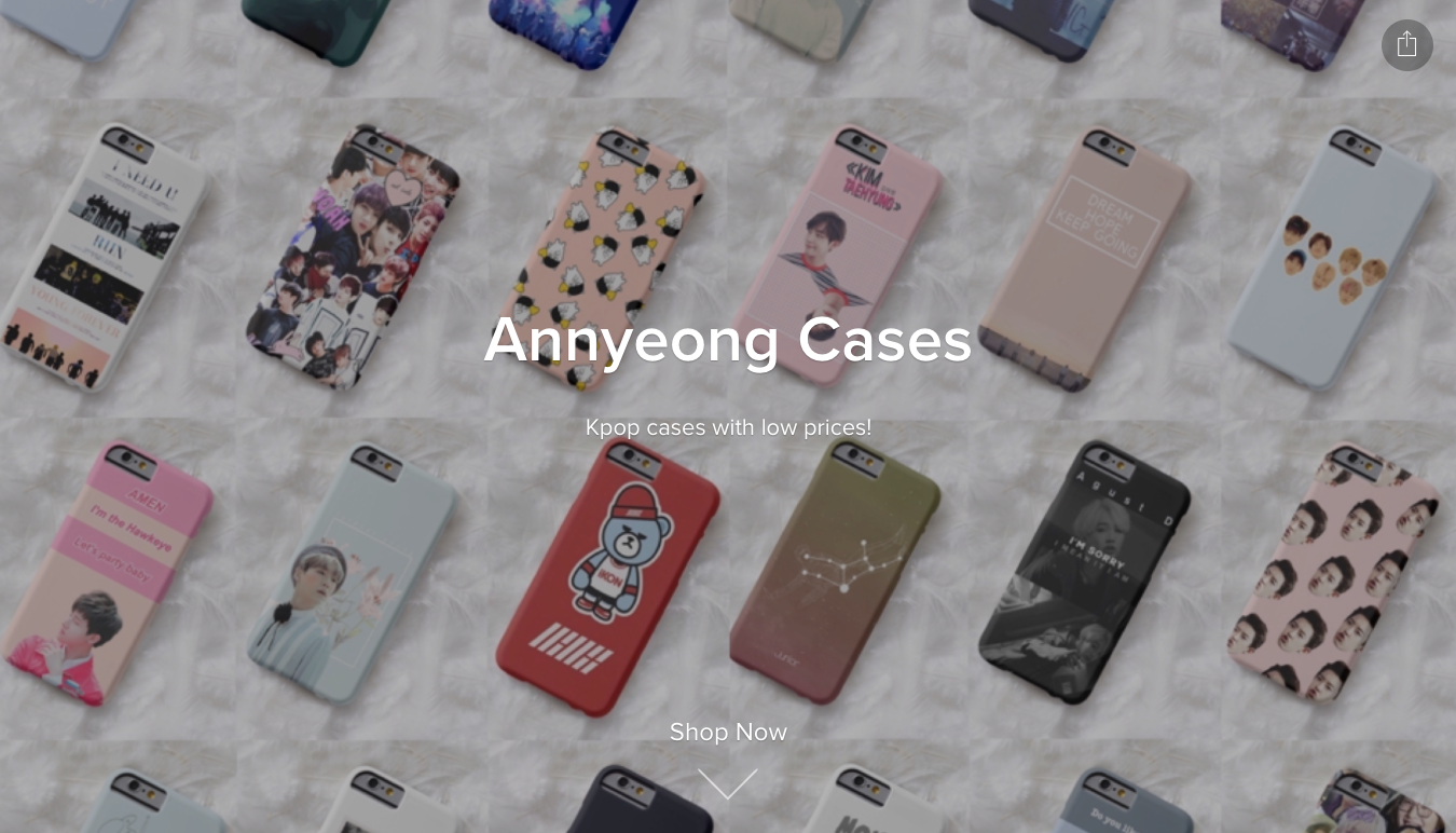 Annyeong Cases