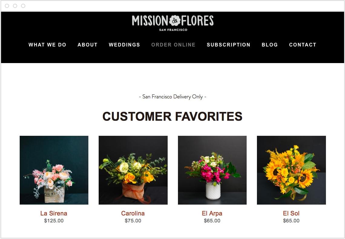 Missie del Flores