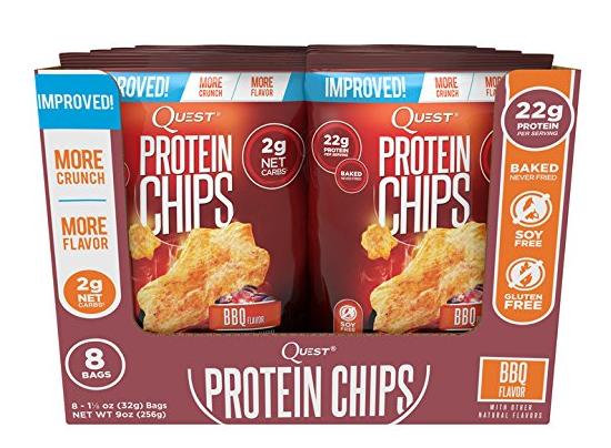 heißen Sommer Produkt: keto-Chips