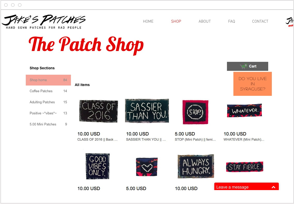 De Patch Shop