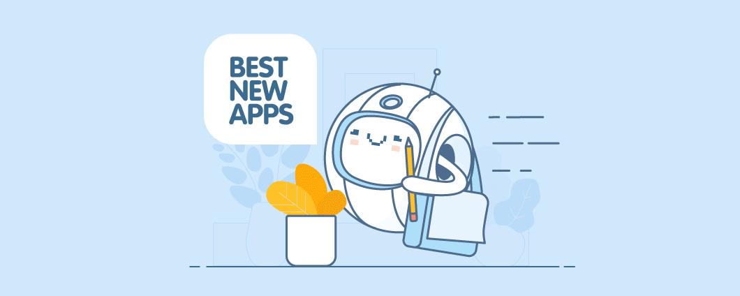 Beste Nieuwe Apps 2/18