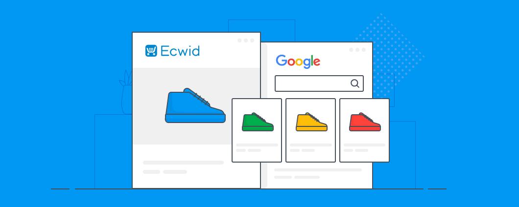Google Belanja: Sekarang Sepenuhnya otomatis dan Optimized Dengan Ecwid