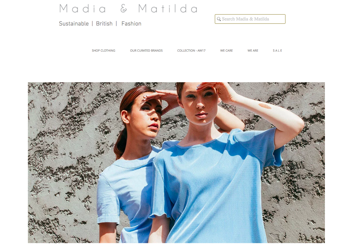 Madia and Matilda