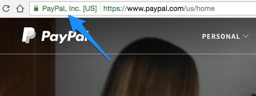 Certificat SSL PayPal