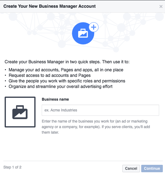 A Step-By-Step Guide to Using Facebook Business Manager