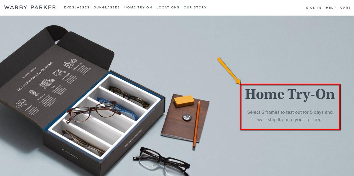 Fondato Warby Parker