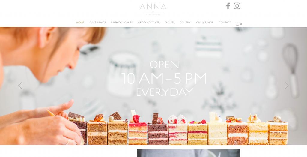 ANNA Ecwid Store