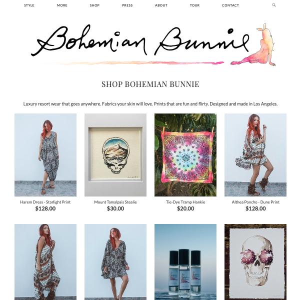 Bohemian Bunnie