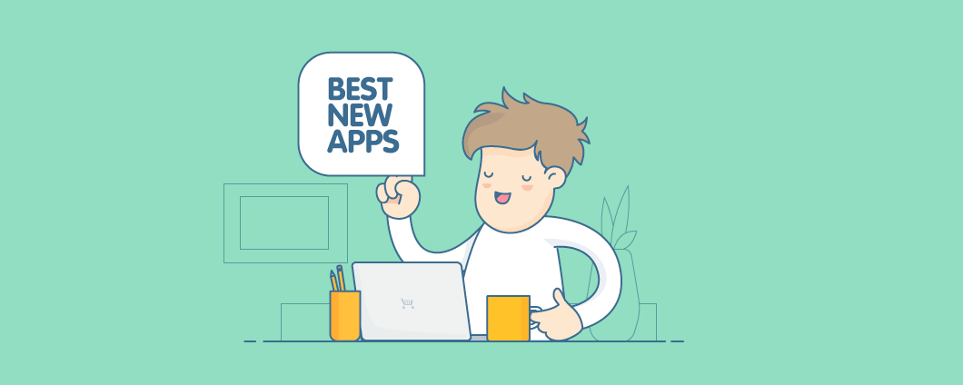 Best New Apps April 2017