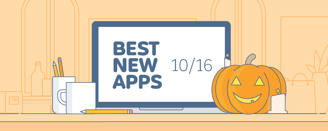 Our Favorite New Apps for October