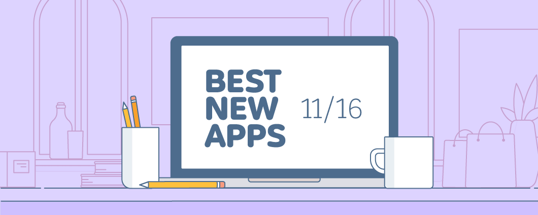 Best new apps of November 2016