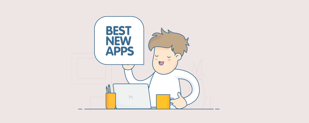 Best New Apps Mai 2017