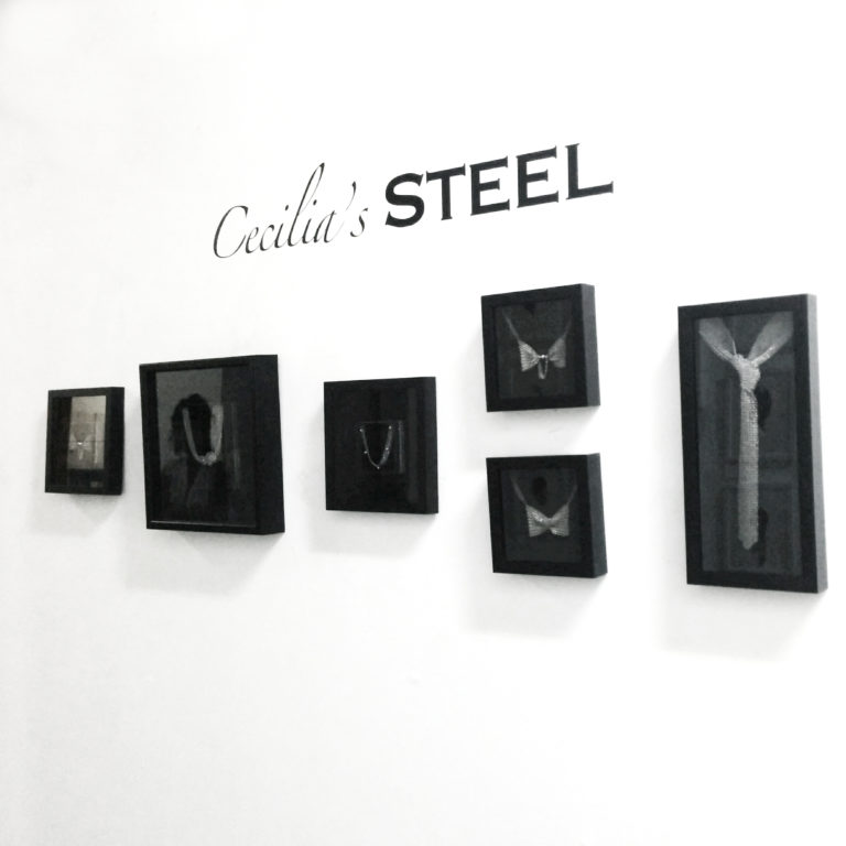 Cecilia's Steel at Art Share L.A.