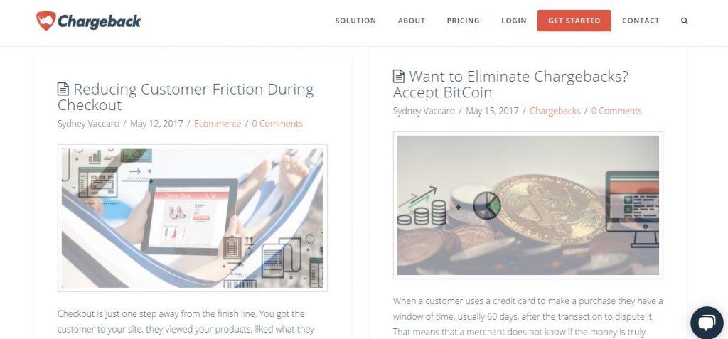 Blog rétrofacturation
