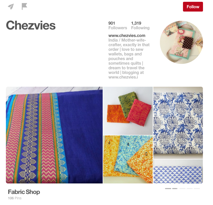 Chezvies pinterest