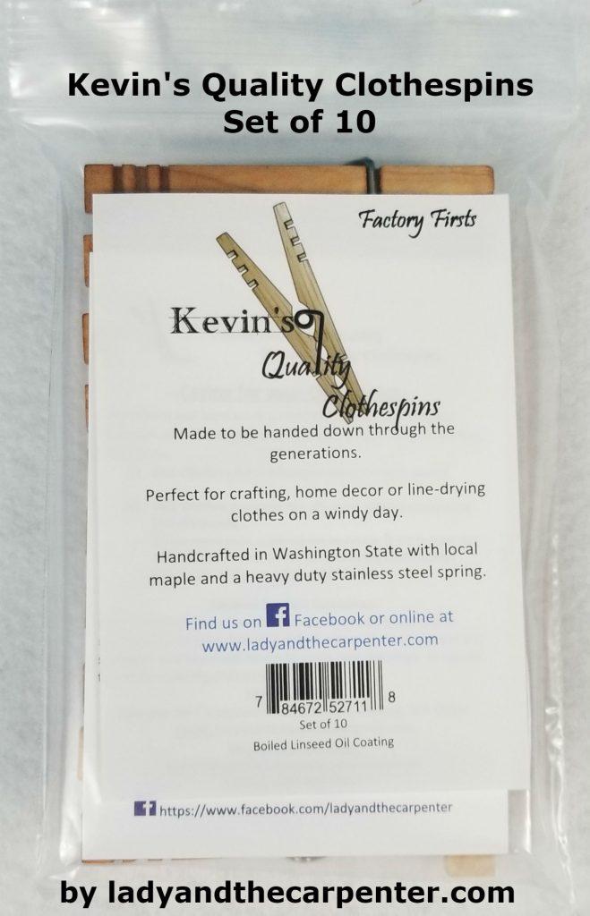 Clothespins set2