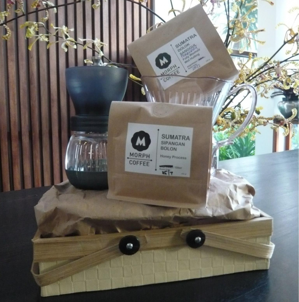 Coffee subscription box