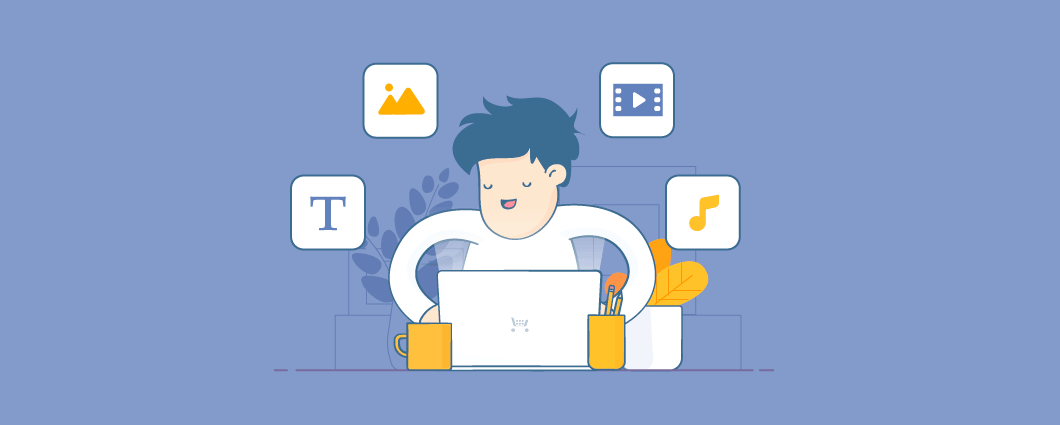 Hoe u uw online winkel met de Content Marketing bevorderen