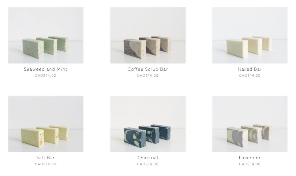 Corktown soap