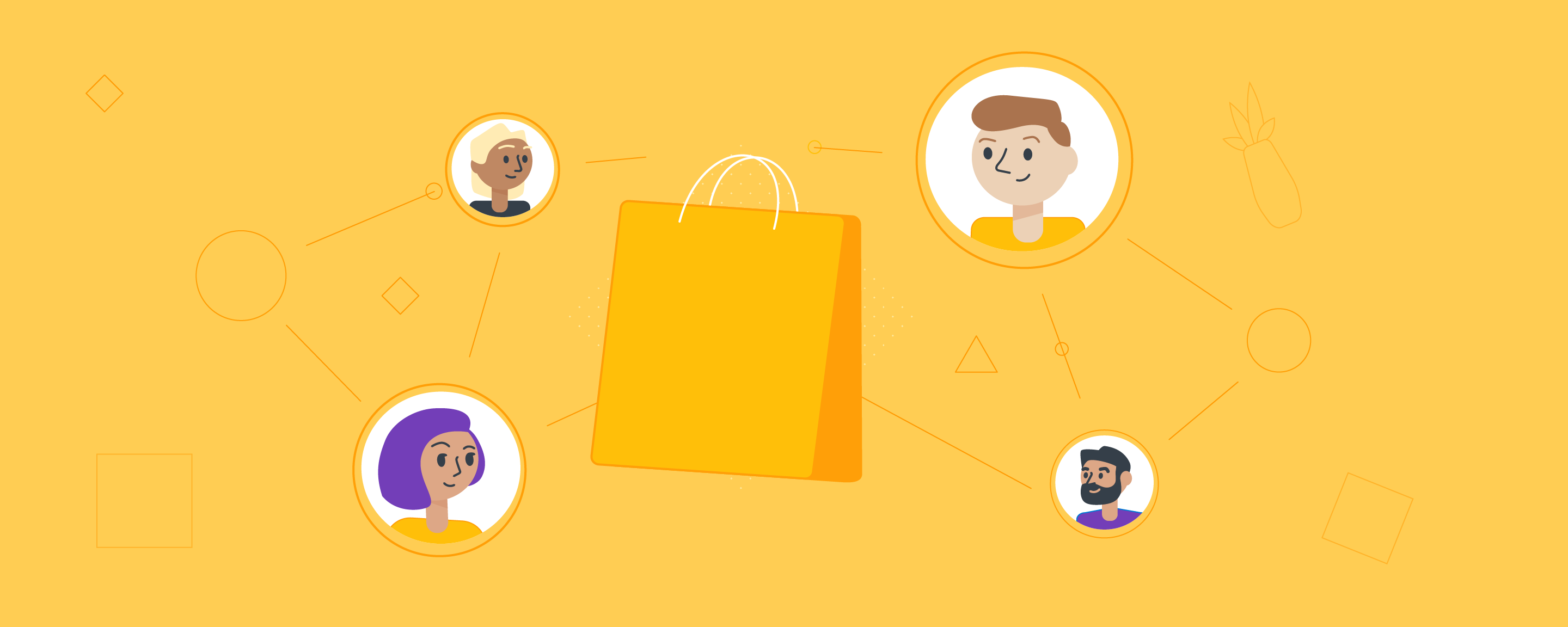 How to Create Customer Profiles for an E-commerce Store