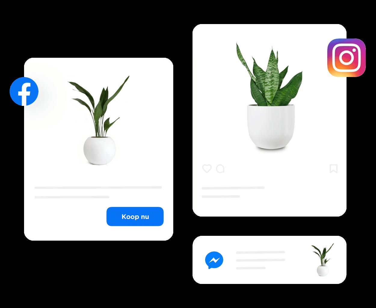 Facebook Winkel maken