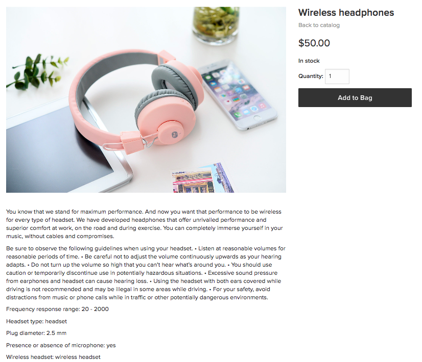 Product page optimalisatie 2