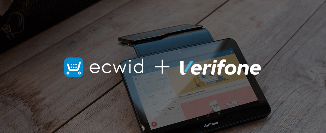 Ecwid + Verifone's Collaboration