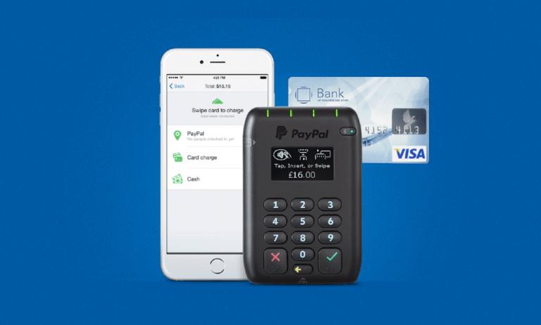 Ecwid y PayPal Reino Unido