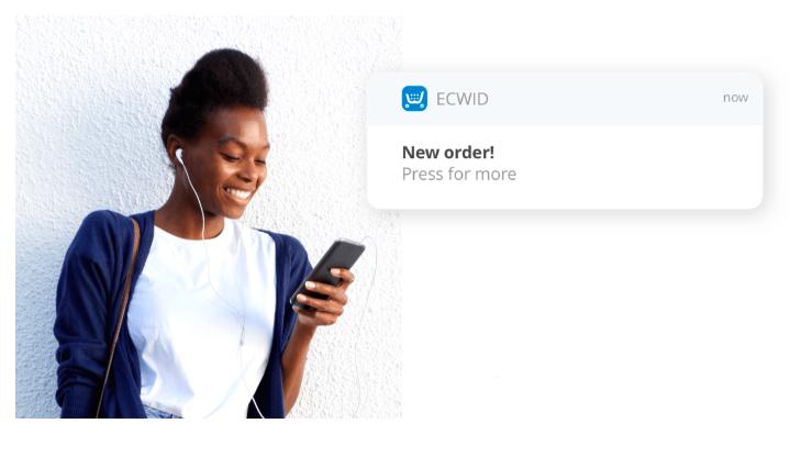 Ecwid mobile
