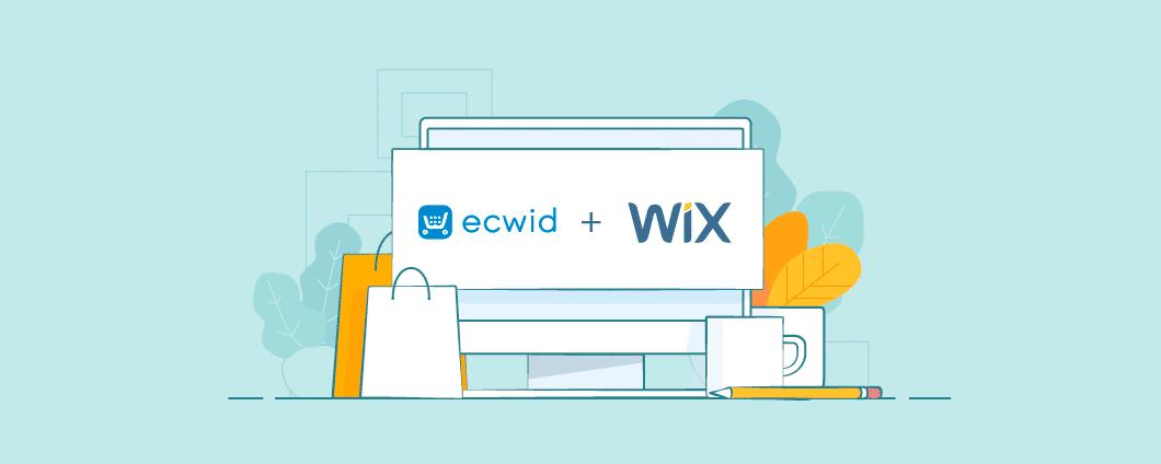 Ecwid wix