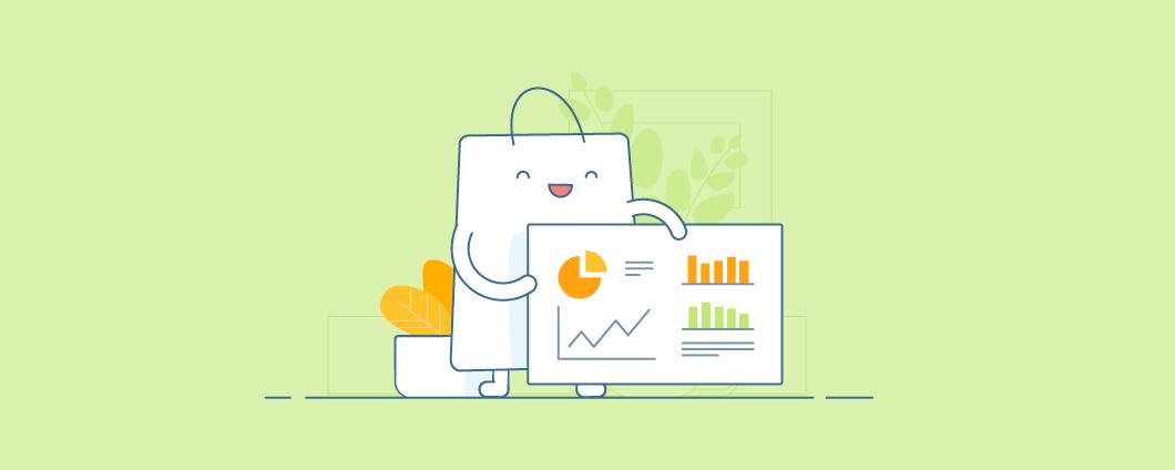 Analytics Online Store: Gestione dei report e statistiche di vendita in Ecwid