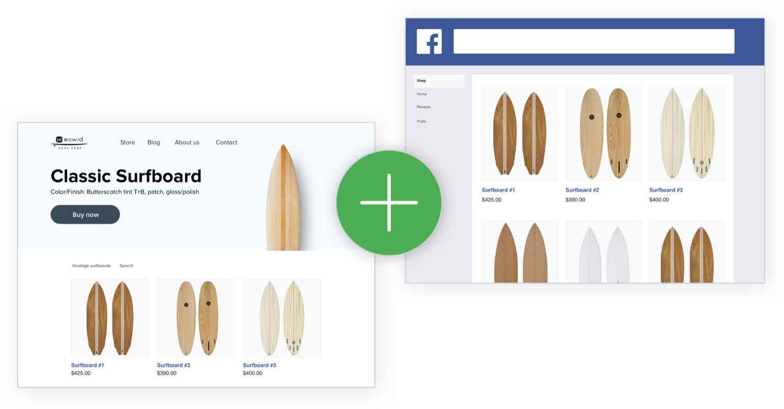 Facebook Social Selling