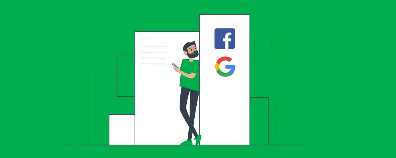 Facebook Google Retargeting