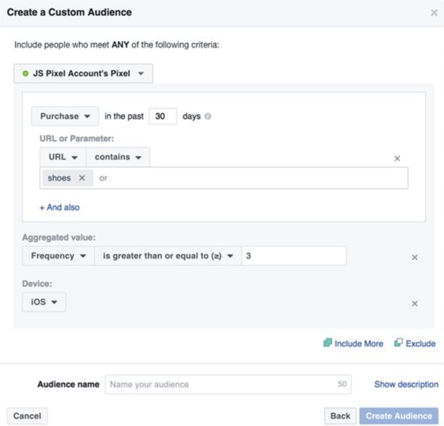 Créer des annonces Facebook