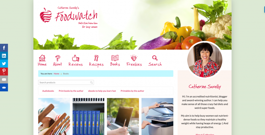 Foodwatch Ecwid Store