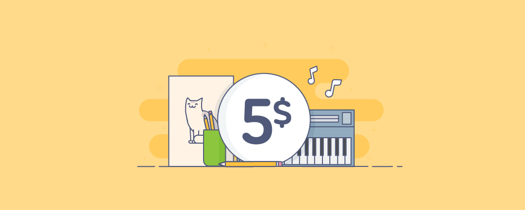 5 Profitable Ways to Spend $5 on Your Business
