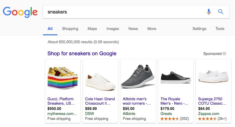 Google Belanja