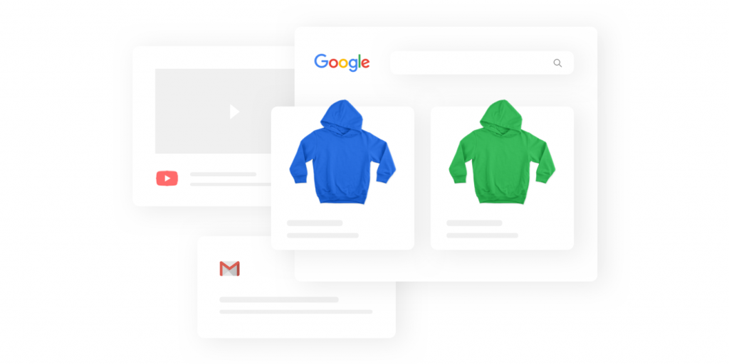 Annunci Google Smart Shopping per i negozi Ecwid