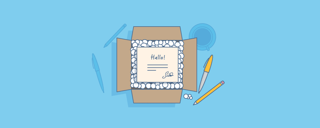 4 Things to Remember when Automating Handwritten Cards